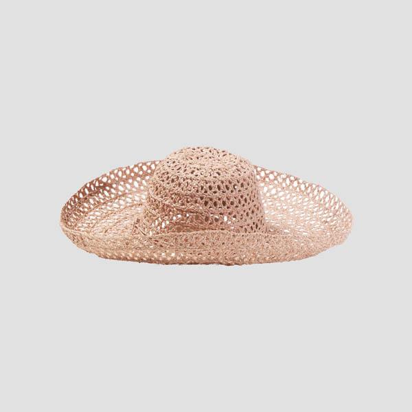 JOSE-HAT-rose-poudre-PROFIL