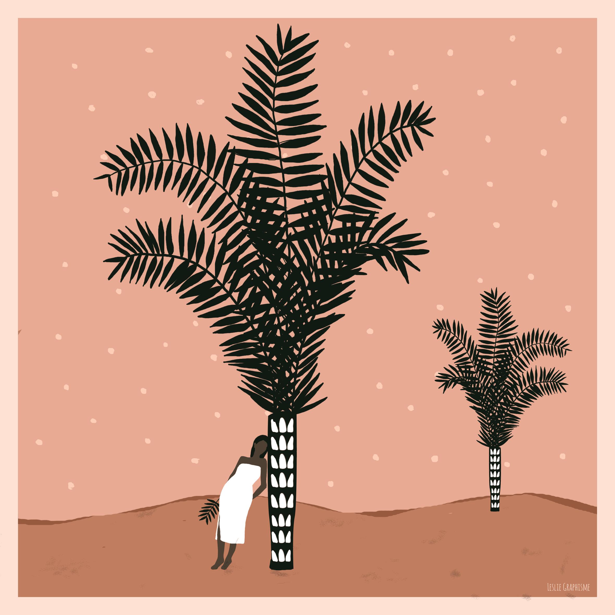 palmier-raphia